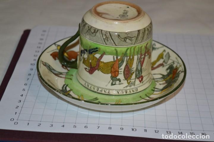 VINTAGE, ANTIGUO - ROYAL DOULTON D2873 ENGLAND - MUY RARO/DIFÍCIL ¡MIRA FOTOS Y DETALLES! / LOTE 07 (Antigüedades - Porcelanas y Cerámicas - Inglesa, Bristol y Otros)
