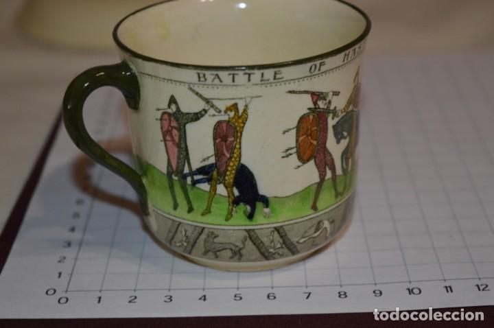 Antigüedades: Vintage, antiguo - ROYAL DOULTON D2873 England - Muy raro/difícil ¡Mira fotos y detalles! / Lote 07 - Foto 11 - 207821425