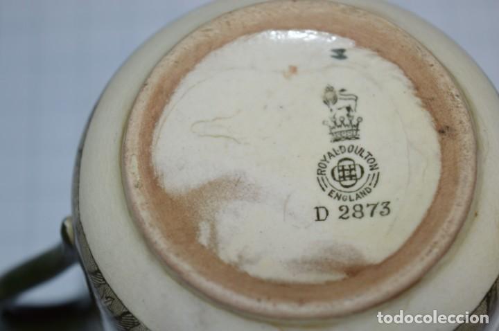 Antigüedades: Vintage, antiguo - ROYAL DOULTON D2873 England - Muy raro/difícil ¡Mira fotos y detalles! / Lote 07 - Foto 16 - 207821425