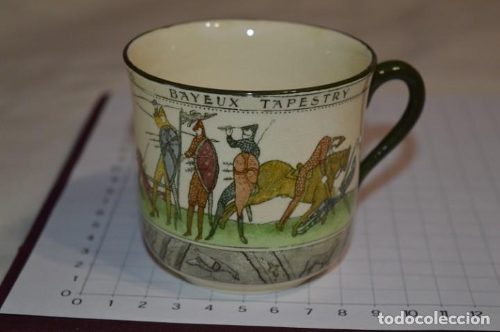 Antigüedades: Vintage, antiguo - ROYAL DOULTON D2873 England - Muy raro/difícil ¡Mira fotos y detalles! / Lote 08 - Foto 3 - 207822636