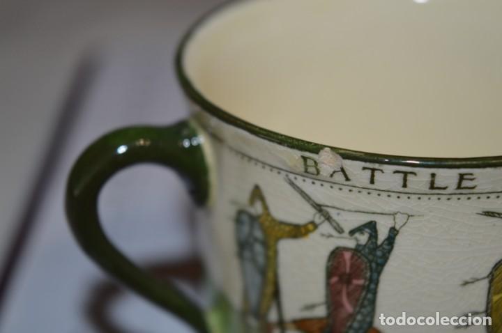 Antigüedades: Vintage, antiguo - ROYAL DOULTON D2873 England - Muy raro/difícil ¡Mira fotos y detalles! / Lote 08 - Foto 8 - 207822636