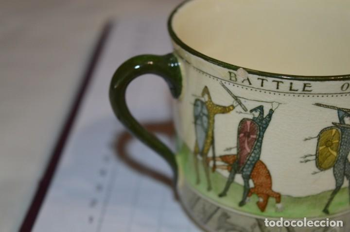 Antigüedades: Vintage, antiguo - ROYAL DOULTON D2873 England - Muy raro/difícil ¡Mira fotos y detalles! / Lote 08 - Foto 9 - 207822636