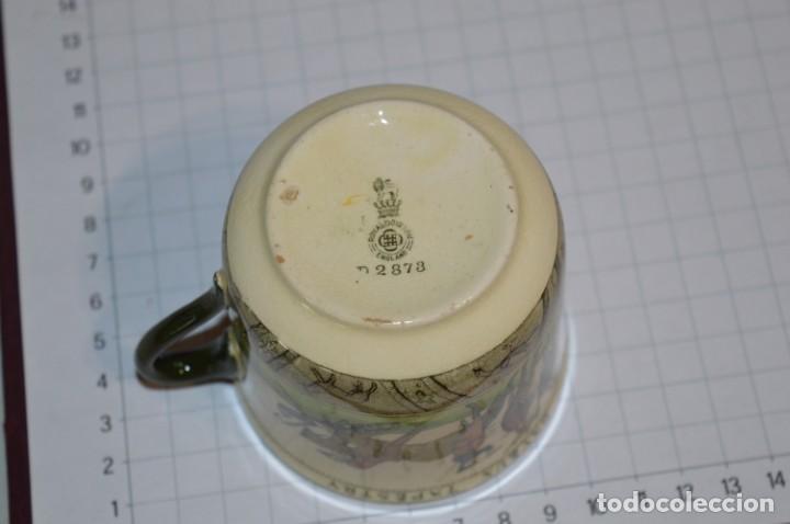 Antigüedades: Vintage, antiguo - ROYAL DOULTON D2873 England - Muy raro/difícil ¡Mira fotos y detalles! / Lote 08 - Foto 12 - 207822636