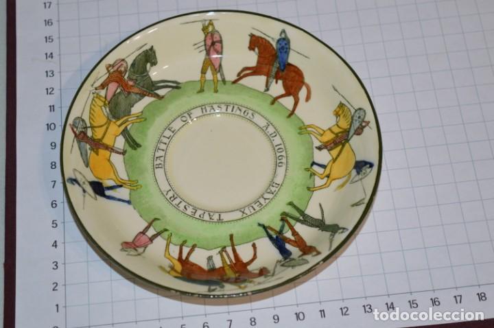 Antigüedades: Vintage, antiguo - ROYAL DOULTON D2873 England - Muy raro/difícil ¡Mira fotos y detalles! / Lote 08 - Foto 14 - 207822636