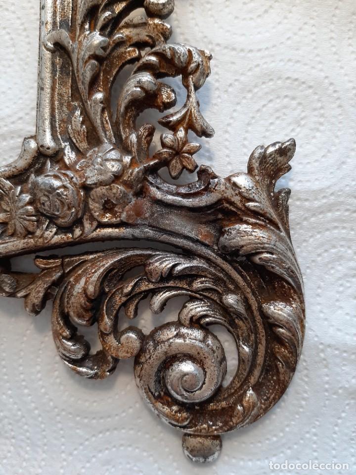Antigüedades: Precioso marco barroco s. XVIII - Foto 10 - 207225946