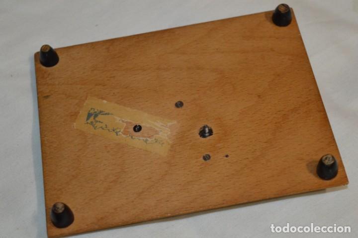 Antigüedades: Vintage, antigua - CAJA / CIGARRERA musical / Madera y marquetería - ¡Preciosa, mira fotos/detalles! - Foto 13 - 207855917