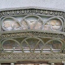 Antigüedades: CAMA HIERRO ANTIGUA.. Lote 207947970