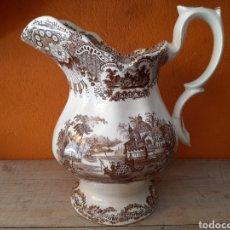 Antigüedades: JARRA ANTIGUA PICKMAN ( LA CARTUJA - SEVILLA ). Lote 208041802