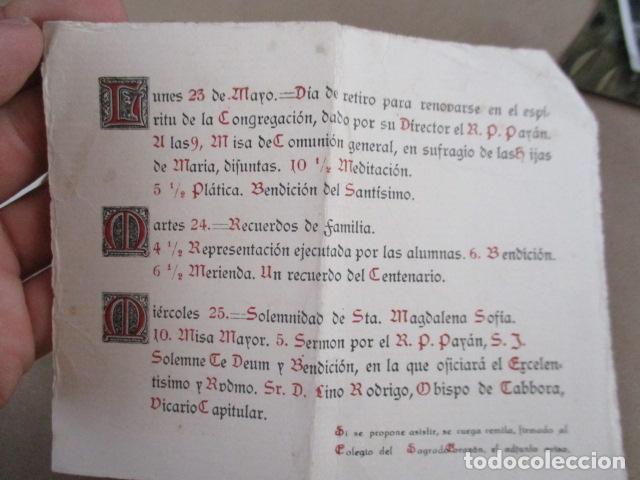 Antigüedades: Congregación de hijas de María de Sagrado Corazón de Jesús - Granada - Foto 5 - 208070982
