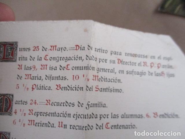 Antigüedades: Congregación de hijas de María de Sagrado Corazón de Jesús - Granada - Foto 6 - 208070982