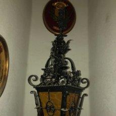 Antigüedades: LAMPARA ANTIGUA SIGLO XVIII.. Lote 208071978