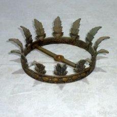 Antigüedades: REPUESTO DE BRONCE PARA LAMPARA.. Lote 208113138