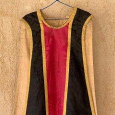 Antigüedades: CASULLA ANTIGUA LITURGICA .. Lote 208118233