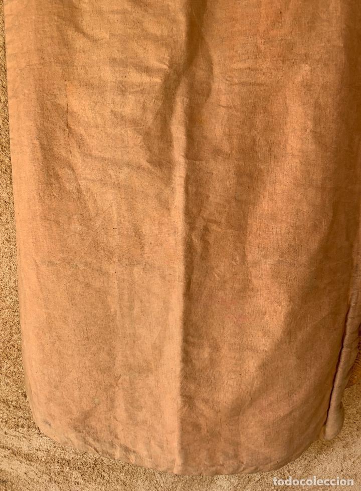 Antigüedades: ANTIGUA CASULLA SIGLO XIX .. M GARIN , HIJOS .MADRID . SOCIEDAD ECONOMICA AMIGOS DEL PAIS VALENCIA - Foto 17 - 208119987
