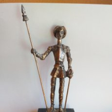 Antigüedades: BONITO DON QUIJOTE DR EDUARDO CRIADO. Lote 208139270