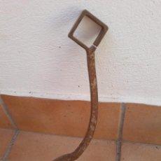 Antiquités: UTENSILIO DE APERO PARA LABRAR. Lote 208140745