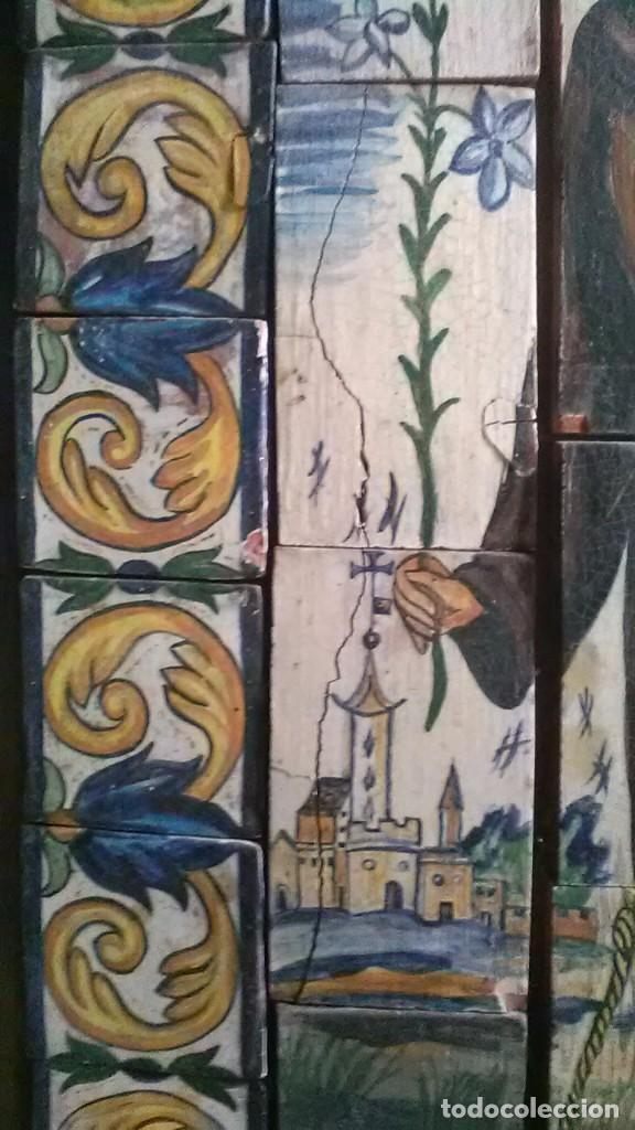 Antigüedades: San Antonio o fraile, firmado C. Serra, raro - Foto 4 - 208166573