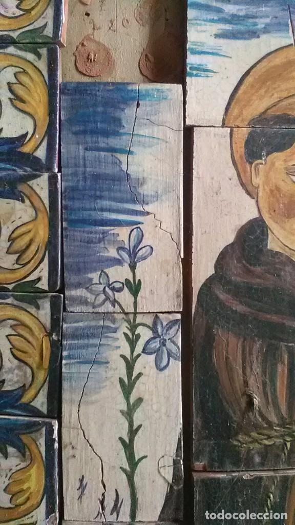 Antigüedades: San Antonio o fraile, firmado C. Serra, raro - Foto 5 - 208166573