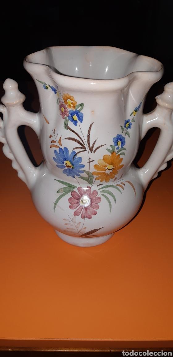 JARRA DE LA NOVIA LARIO AÑOS 70 (Antigüedades - Porcelanas y Cerámicas - Lario)