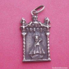 Antigüedades: MEDALLA SIGLO XIX VIRGEN DE ATOCHA. MADRID. CRISTO DE LA INDULGENCIA.. Lote 208188102
