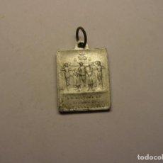 Antigüedades: ANTIGUA MEDALLA RELIGIOSA SANTISSIM MISTERI DE SANT JOAN DE LES ABADESES. GIRONA.. Lote 208204052