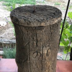 Antigüedades: ANTIGUA COLMENA DE CORCHO (2). Lote 208205593