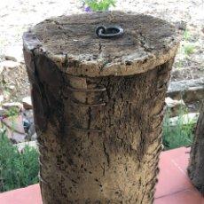 Antigüedades: ANTIGUA COLMENA DE CORCHO (4). Lote 208205626