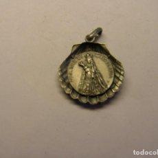 Antigüedades: ANTIGUA MEDALLA RELIGIOSA DE Nª Sª DE LA CANDELARIA.. Lote 208205715