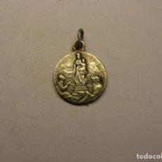 Antigüedades: ANTIGUA MEDALLA RELIGIOSA DE Nª Sª DE FONT ROMEU.. Lote 208208880