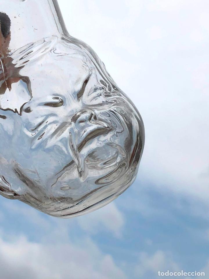 Antigüedades: JARRITA DE CRISTAL. bebé llorando. 10,5 cm. Primera mitad siglo XX. - Foto 11 - 208298771