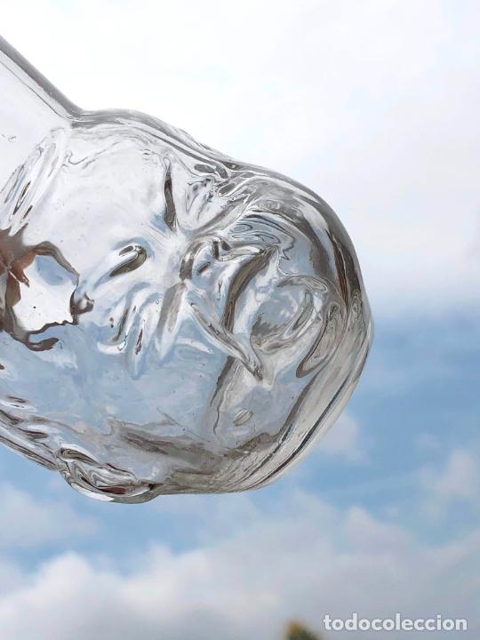 Antigüedades: JARRITA DE CRISTAL. bebé llorando. 10,5 cm. Primera mitad siglo XX. - Foto 12 - 208298771