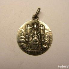 Antigüedades: ANTIGUA MEDALLA RELIGIOSA DE Nª Sª DE LA MERCÉ. BARCELONA.. Lote 208328343