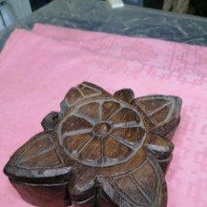 Antigüedades: CAJA DE ESPECIES DE MADERA. Lote 208339287
