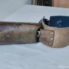 Antigüedades: ESQUILA, CENCERRO, ESQUILON DE 40 CMT... Lote 208390356
