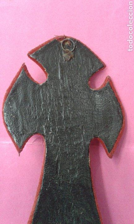 Antigüedades: Benditera antigua - Foto 3 - 208464042