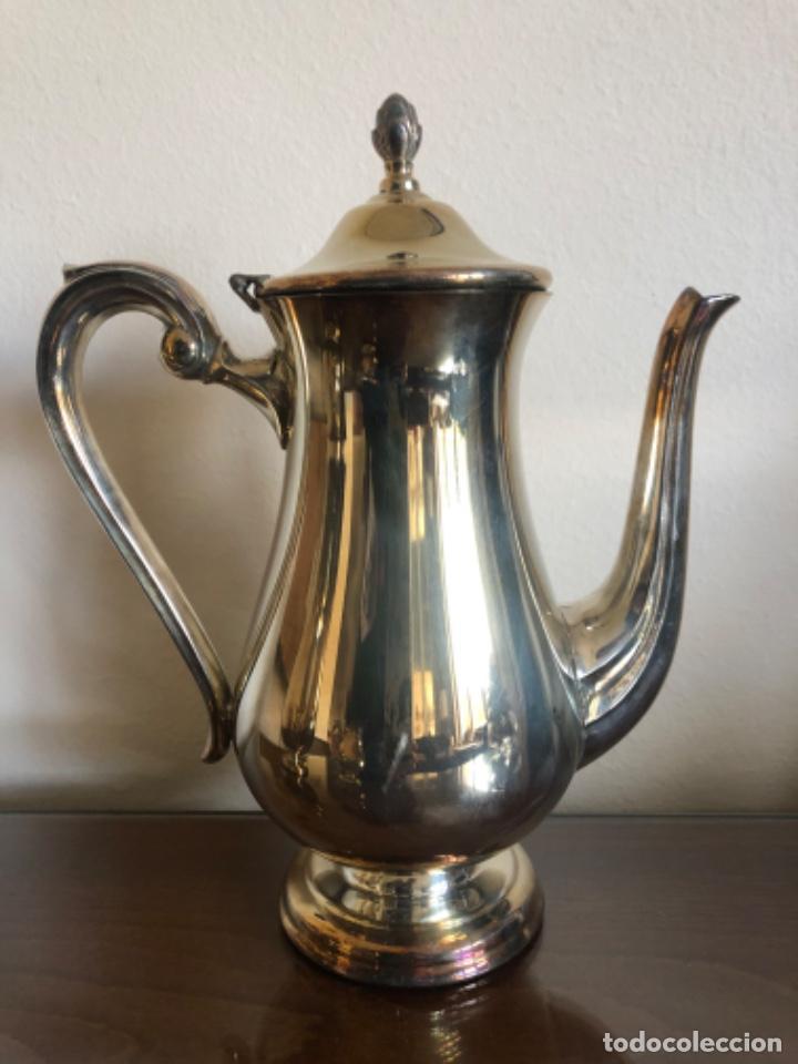 Antigüedades: JUEGO CAFÉ MENESES - Foto 2 - 208479590
