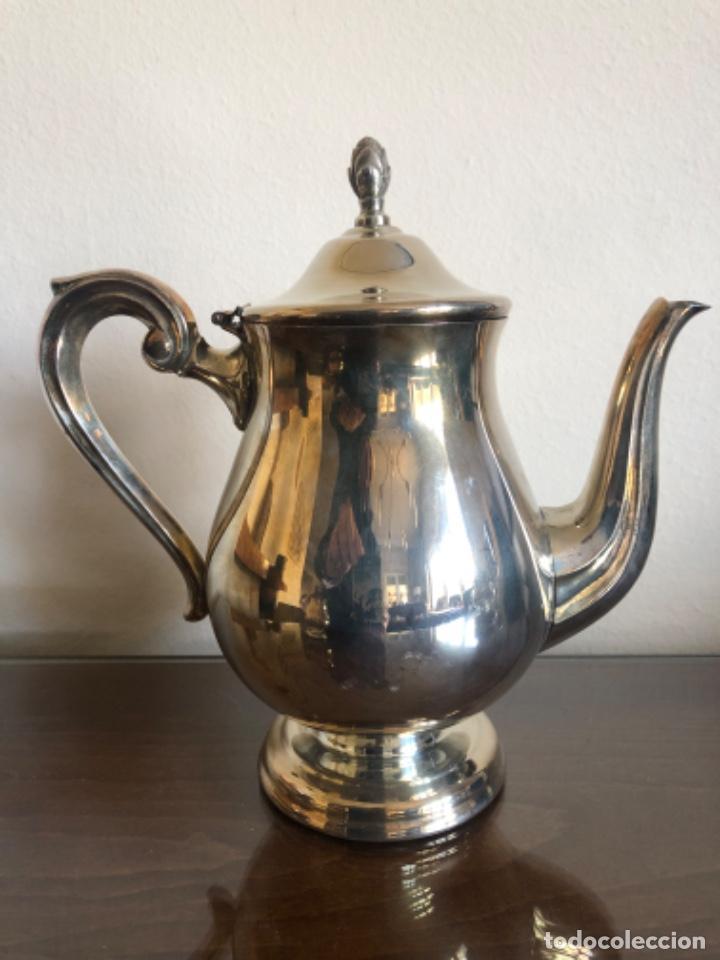 Antigüedades: JUEGO CAFÉ MENESES - Foto 3 - 208479590