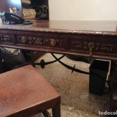 Antiquités: MUEBLES DE DESPACHO ANTIGUOS. Lote 208597357