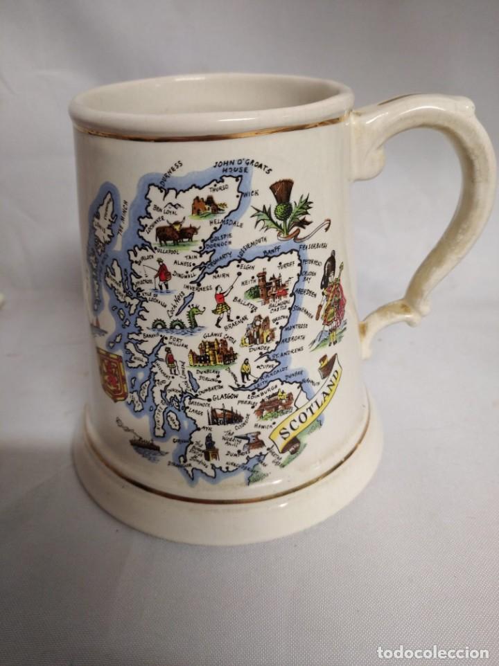 ANTIGUA JARRA DE CERÁMICA. ARTHUR WOOD ENGLAND. (Antigüedades - Porcelanas y Cerámicas - Inglesa, Bristol y Otros)