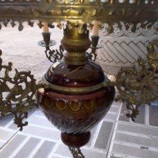 Oggetti Antichi: GRAN LAMPARA HOLANDESA,VER FOTOS... Lote 208782286