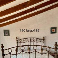 Antigüedades: NAPOLEONIC CAMA (1817) BRONZE Y HIERRO. Lote 208810516