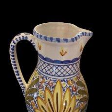 Antigüedades: JARRA DE TALAVERA,PRECIOSA. Lote 208820042