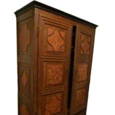 Antigüedades: ARMARIO CATALAN SIGLO XVIII. Lote 208824728