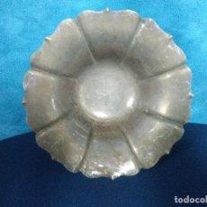 Antigüedades: CENTRITO PANERA SILVER PLATED HECHO EN MEXICO. Lote 208853783