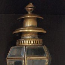 Antigüedades: FAROL DE CARRUAJE. Lote 208923762