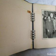 "Antigüedades: VIGO, MOISES ALVAREZ, SANTA CLARA, PORCELANAS ""INAUGURACION SUCURSAL PONFERRADA 1955"" 33 FOTOS. +. Lote 209014145"
