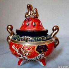 Antigüedades: INCENSARIO JAPONÉS AÑOS 60. Lote 209041552