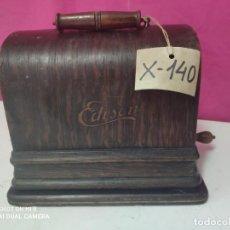 Antigüedades: FONÓGRAFO EDISON MODELO GEM - XXX 140. Lote 42978820