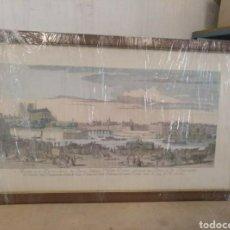 Antigüedades: IMPRESIONANTE CUADRO PARIS. Lote 209084150