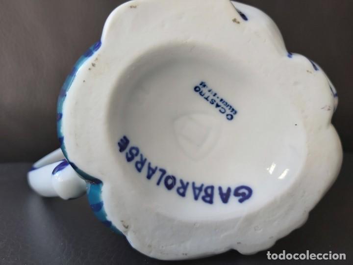 Antigüedades: Jarra Vicios Castro Gabarolarse.Diseño de Isaac Diaz Pardo - Foto 12 - 209094606
